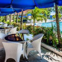 グランヴィリオリゾートのカフェレストラン(ガラパン地区/サイパン島)