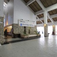 グランヴィリオリゾートのロビー(ガラパン地区/サイパン島)
