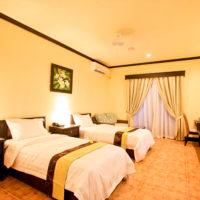 ハナミツホテル&スパの客室