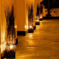 ハナミツホテル&スパはガラパンのパセオ・デ・マリアナにある24時間営業のスパ・マッサージ併設ホテル