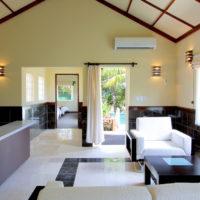 マリアナリゾート&スパのプール付き客室