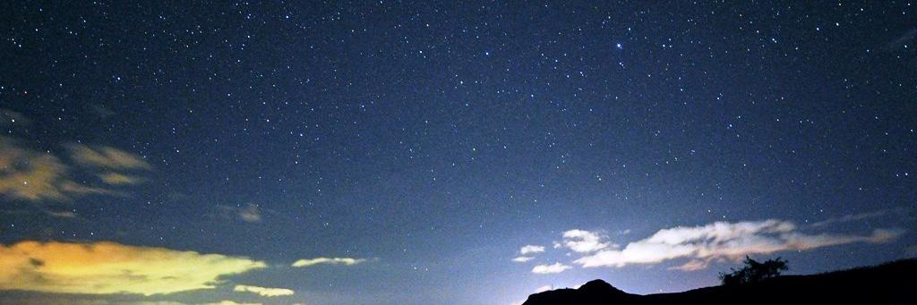 サイパンの星空