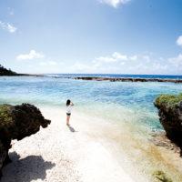 テテトビーチ(ロタ島/北マリアナ諸島)