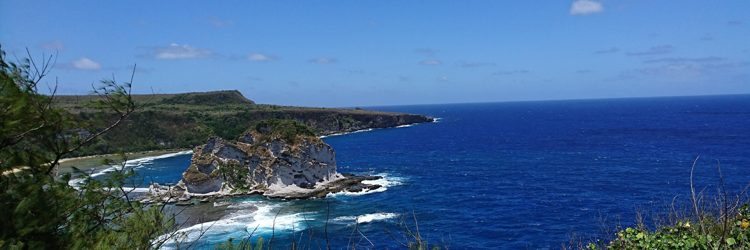 サイパンの観光地:バードアイランド(北マリアナ諸島)