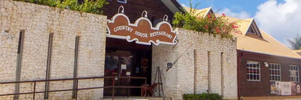 カントリーハウスレストランはガラパンエリアの人気レストラン