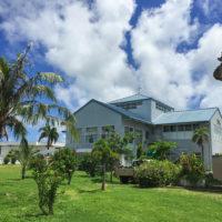 オールドサンホセ教会(テニアン島)