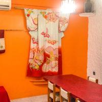 金八レストランが店内をリニューアル。和テイストのほっと落ち着く空間になった(パセオ・デ・マリアナ/サイパン島)