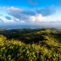 タポチョ山からの眺望(サイパン国際空港側)