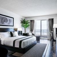 ケンジントンホテルの客室