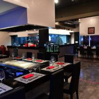 鉄板焼きZEN/禅はガラパンにある鉄板焼きレストラン