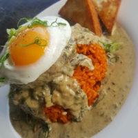 ソルティーズグリル&カフェの料理