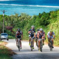 ヘル・オブ・マリアナはサイパン島をほぼ1周する100kmのコースを走る