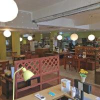 ひまわりレストランはひまわりホテル併設のカジュアル日本料理レストラン