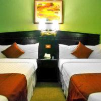 センチュリーホテルサイパンの客室(サイパンの宿泊施設・ホテル/北マリアナ諸島)
