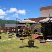 セレンティホテル 屋上(サイパンの宿泊施設・ホテル/北マリアナ諸島)