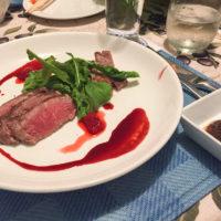 アベニューレストランの料理