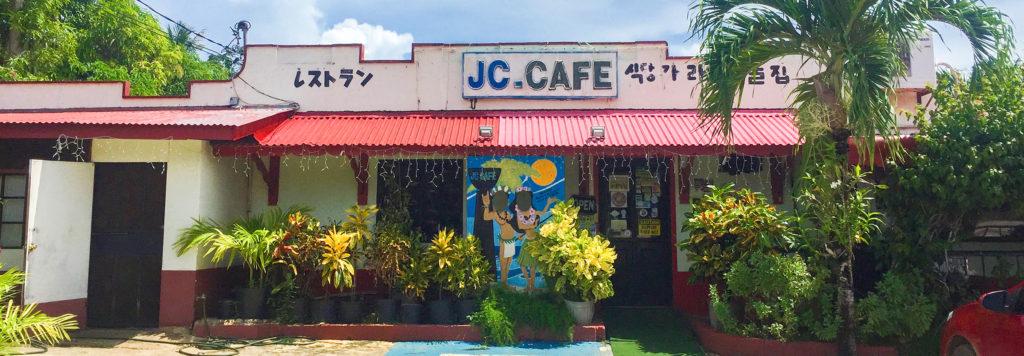 JC.カフェ(テニアン島)