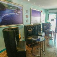 サイパンビーチホテルのロビー