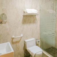サイパンビーチホテルのバス・トイレ