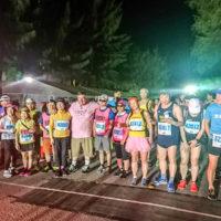 サイパンマラソン2018 スタートを待つランナーたち