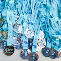 サイパンマラソン2018 完走メダル