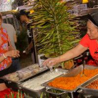 テイストオブマリアナではチャモロ料理だけではなく多国籍な料理が楽しめる
